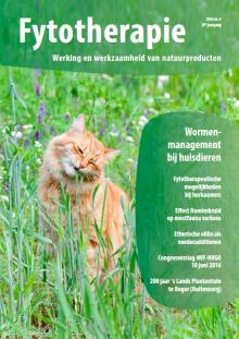 NTvF Nederlands Tijdschrift voor Fytotherapie dieren