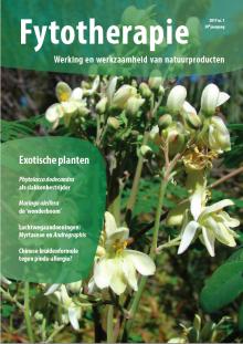 NTvF Nederlands Tijdschrift voor Fytotherapie moringa pinda-allergie