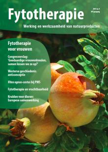 NTvF Nederlands Tijdschrift voor Fytotherapie vrouwen anticonceptie vruchtbaarheid PMS