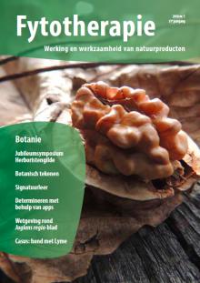 NTvF Nederlands Tijdschrift voor Fytotherapie botanie