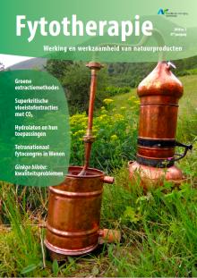 NTvF Nederlands Tijdschrift voor Fytotherapie hydrolaten extractie