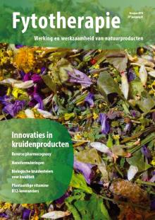 NTvF Nederlands Tijdschrift voor Fytotherapie nanoformuleringen