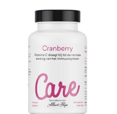 terugroepactie cranberrycapsules