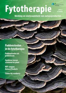 Nederlands tijdschrift voor Fytotherapie NTvF paddenstoelen